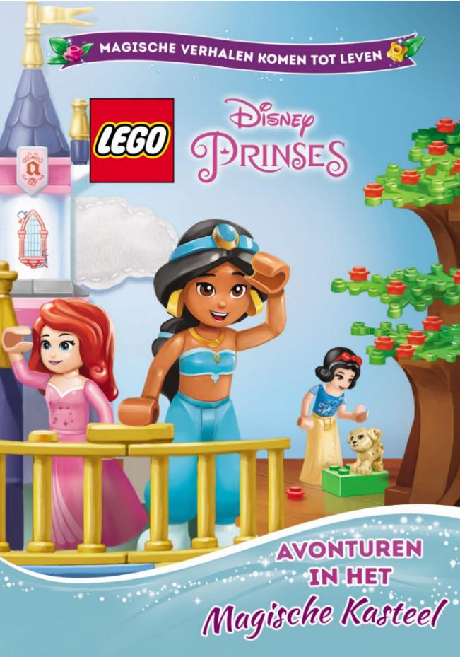 LEGO Disney Prinses Avonturen in het magische kasteel