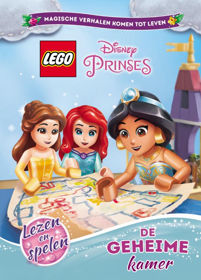 LEGO Disney Prinses De geheime kamer