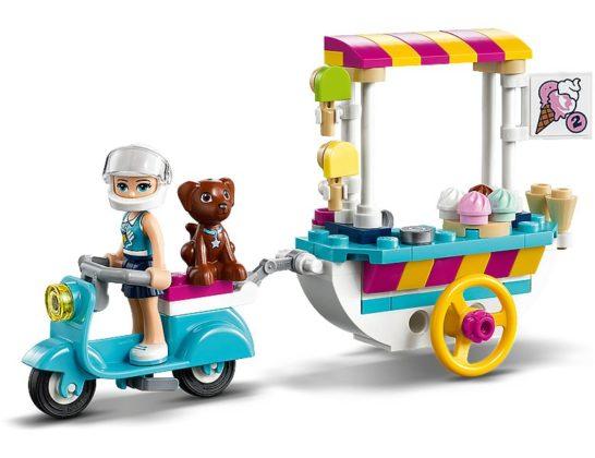 LEGO Friends 41389 Stephanie's Mobile Ice Cream Cart