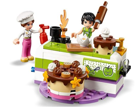 LEGO Friends 41393 Baking Competition