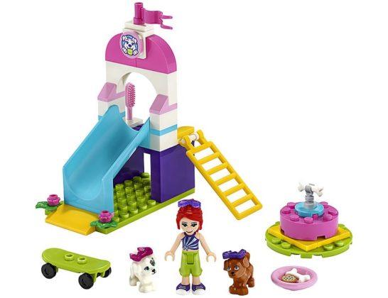 LEGOFriends 41396 Puppy Playground