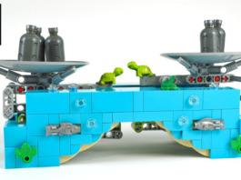 LEGO Ideas Double Pan Balance Scales