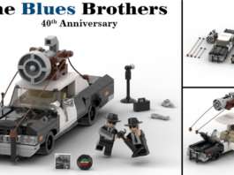 LEGO Ideas The Blues Brothers_ 40th Anniversary