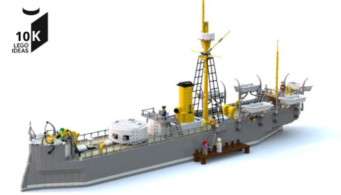 LEGO Ideas The Huascar