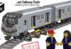 LEGO Ideas Toronto Rocket Subway Train