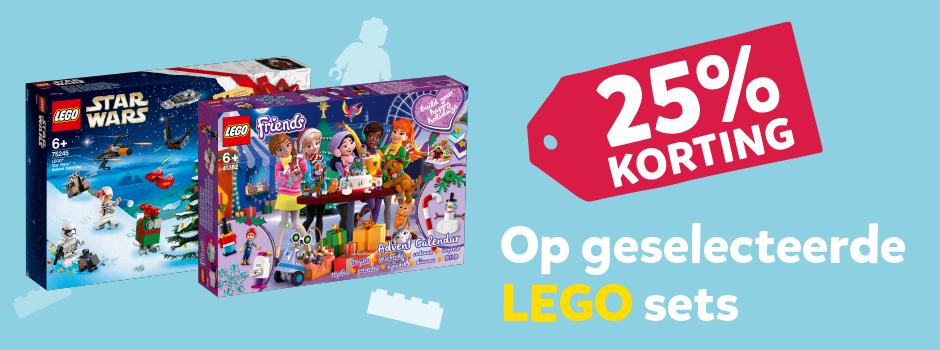 LEGO Korting intertoys