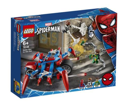 LEGO Marvel 76148 Spider-Man vs Doc Ock