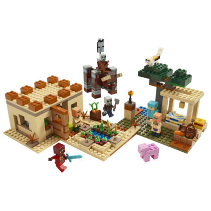 LEGO Minecraft 21160 The Illager Raid
