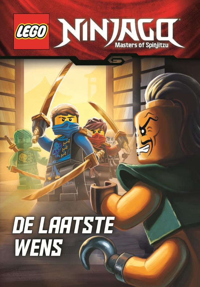 LEGO NINJAGO De laatste wens