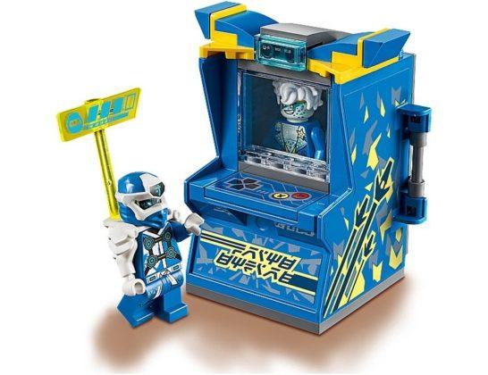 LEGO Ninjago 71715 Jay's Avatar Arcade Pod