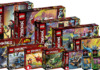 LEGO Ninjago winter 2020 sets
