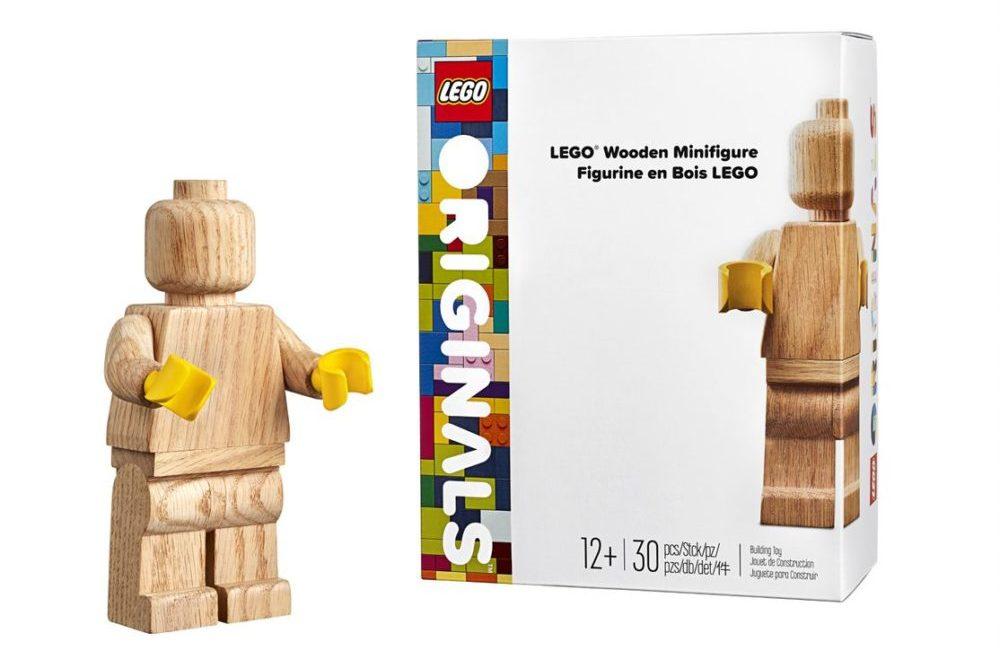 LEGO Originals 853967 LEGO Wooden Minifigure