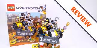 LEGO Overwatch 75977 Junkrat & Roadhog