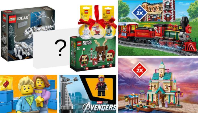 LEGO Promoties november 2019