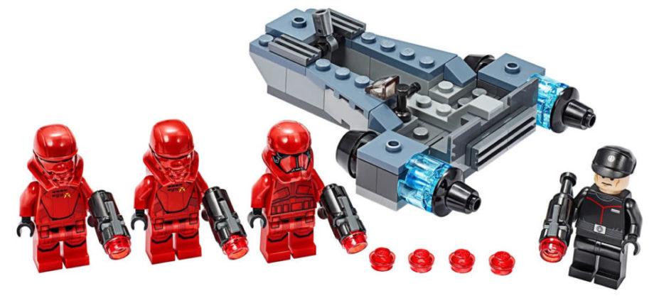 LEGO Star Wars 75266 First Order Trooper Battle Pack