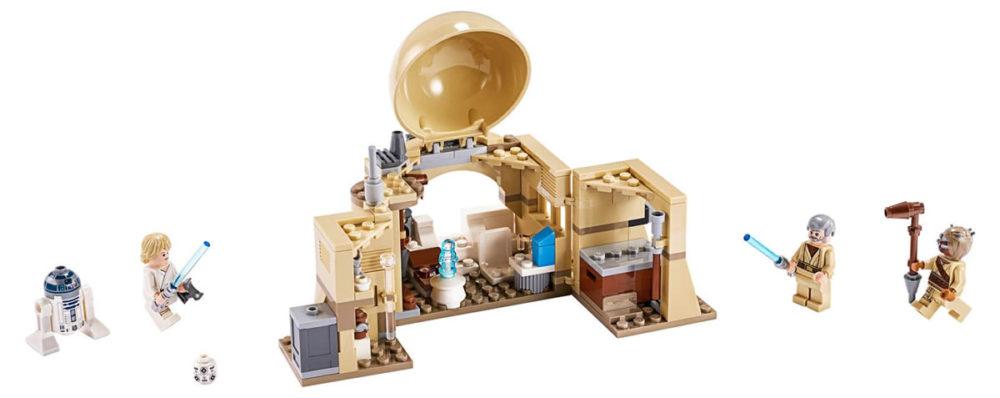 LEGO Star Wars 75270 Obi Wan's Hut