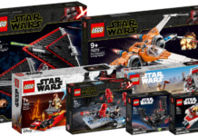 LEGO Star Wars winter 2020 sets