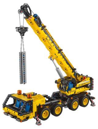 LEGO Technic 42108 Mobile Crane