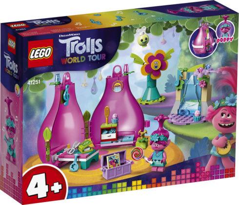 LEGO Trolls 42151 Poppy's Pod
