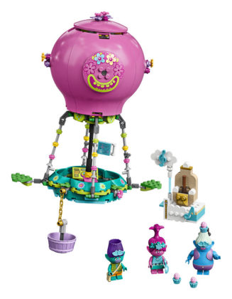 LEGO Trolls 42152 Poppy's Hot-Air Balloon Adventure