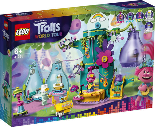 LEGO Trolls 42155 Pop Village Celebration