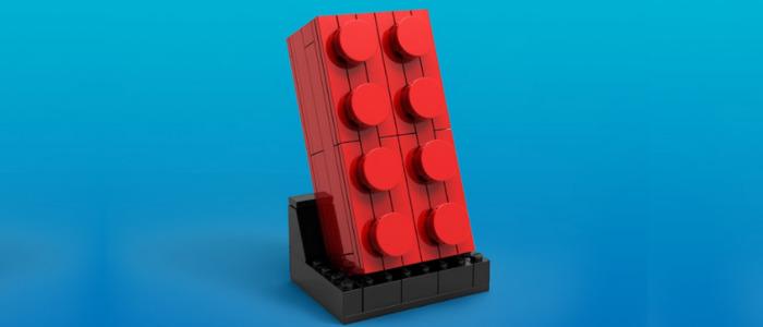 LEGO VIP Buildable Brick