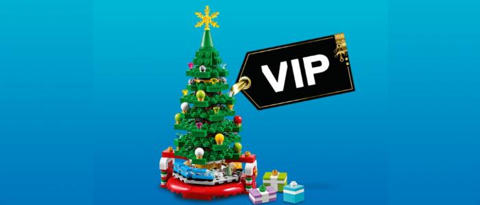 LEGO VIP Christmas Tree