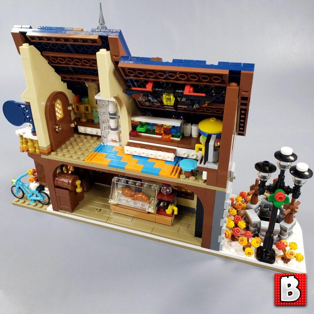 LEGO Winter Grocer