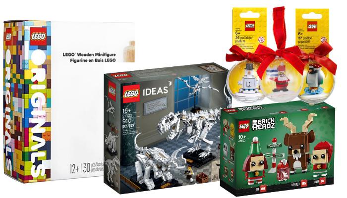 Nieuwe LEGO sets november 2019