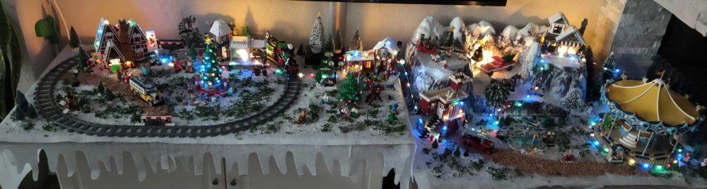 Kerstdorp Rob ter Beek