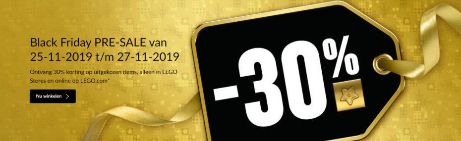 LEGO Black Friday 2019