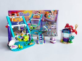 LEGO Friends 41337 Underwater Loop