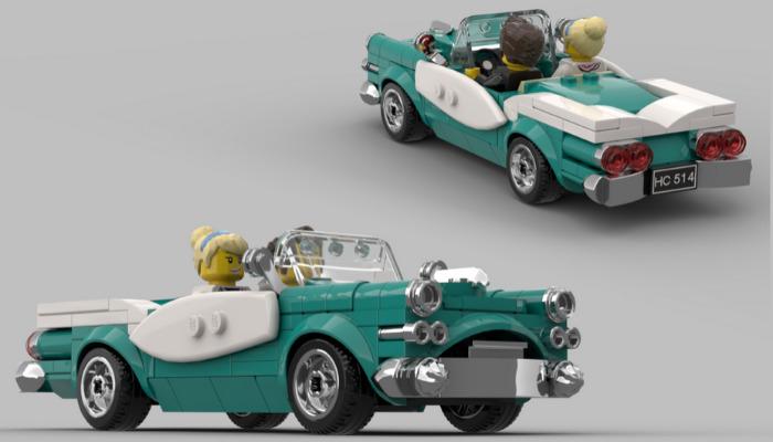 Aedelsten deluxe wordt LEGO GWP