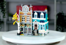 Designer Video LEGO 10270 Bookshop