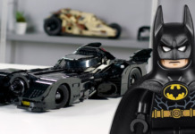 Designer Video LEGO 1989 Batmobile