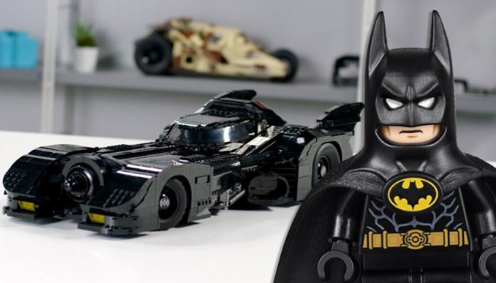 Designer Video LEGO 1989 Batmobile