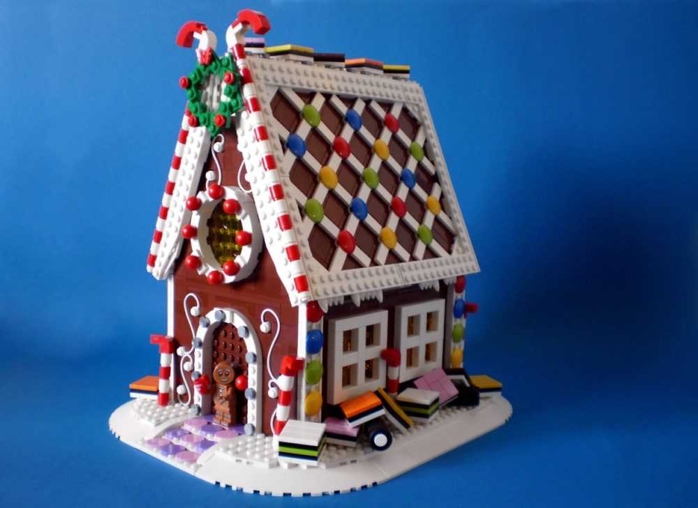 Gingerbread House Koen Zwanenburg
