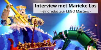 Interview met Marieke Los - eindredacteur LEGO Masters -