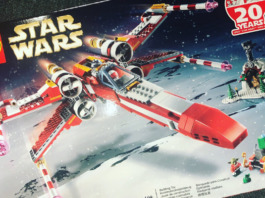 LEGO 4002019 Christmas X-Wing
