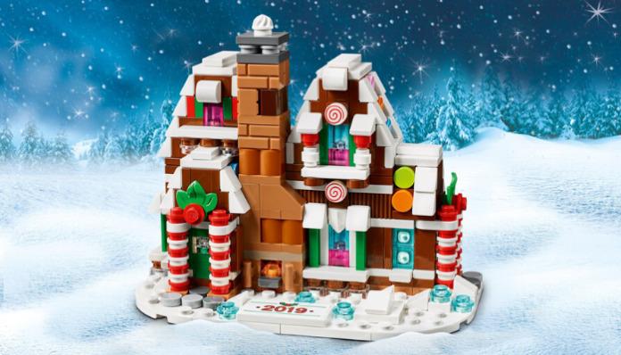 LEGO 40337 Mini Gingerbread House