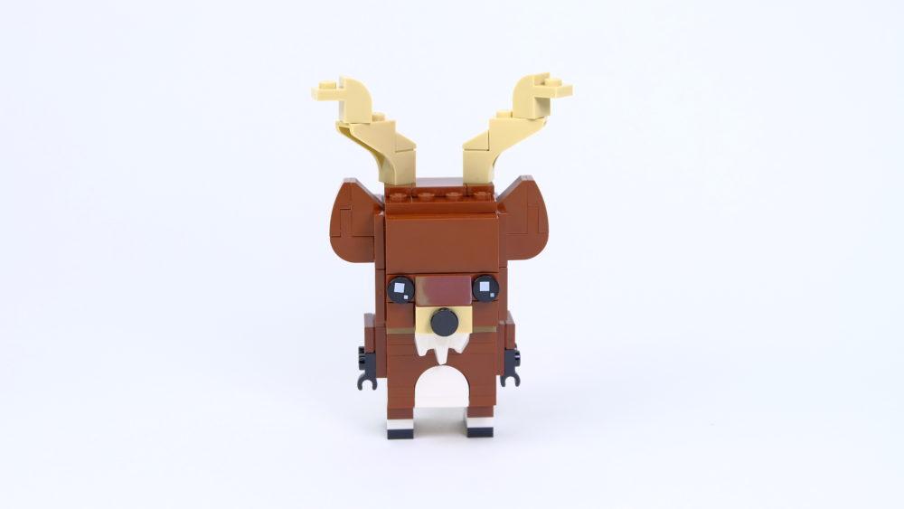 LEGO 40353 Reindeer, Elf and Elfie