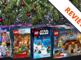LEGO Advent Calenders 2019