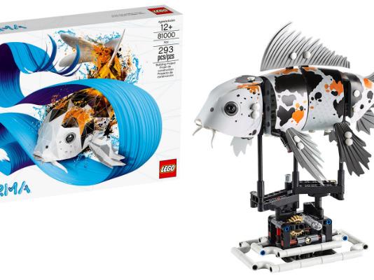 LEGO FORMA 81000