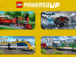 LEGO Powered Up 3.0 update