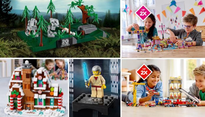 LEGO Promoties december 2019