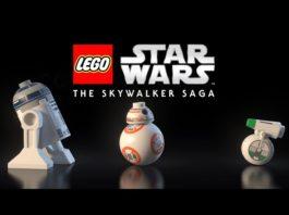 LEGO Star Wars The Skywalker Saga Sizzle Trailer