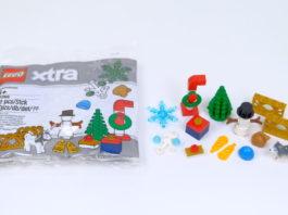 LEGO Xtra 40368 X-mas Accessories