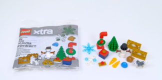 LEGO Xtra 40368 X-mas Accessories