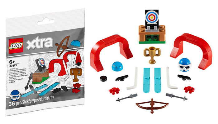 LEGO Xtra 40375 Sports Accessories