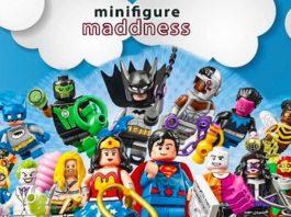 Volle doos LEGO DC Minifigures voor €174,99